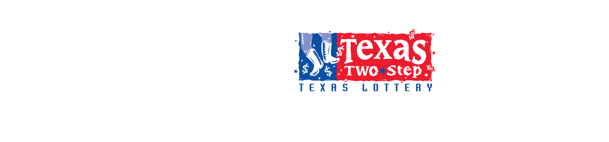 Texas Two Step. MAKING THE MOST JACKPOT WINNERS IN TEXAS EACH YEAR. Texas Two Step® overall odds: 1 in 32.4. Texas Two Step jackpot odds: 1 in 1,832,600. Must be 18 or older to purchase a ticket. The Texas Lottery supports Texas education and veterans. PLAY RESPONSIBLY.